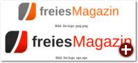 Die Farbgebung der konvertierten Bilder stimmt nicht ganz (oben PNG, unten konvertiertes EPS)