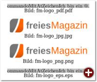 PNG und JPG gehen, EPS und PDF werden fehlerhaft dargestellt