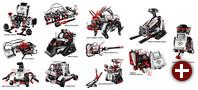 Lego Mindstorms EV3 Modelle
