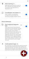 LG G6 mit PixelExperience