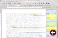 LibreOffice 4.3: Verschachtelte Kommentare