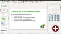 LibreOffice 6.0 Impress