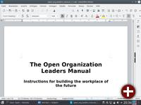LibreOffice in Kubuntu 19.04