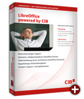 LibreOffice powered by CIB