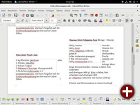 Gnome und LibreOffice