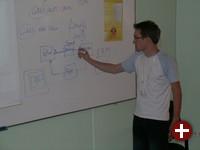 ...und Vorträge in Lima, Peru
