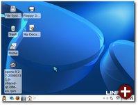 Die erweiterte Oberfläche - der Xfce-Desktop