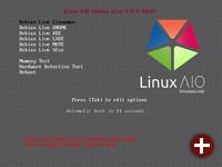 Linux AIO Debian 8.3