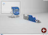 Linux Mint 15 »Olivia« KDE