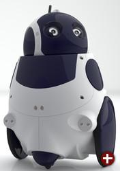 Linux-Roboter Qbo