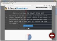 linuxcounter.net - »Eine Statistik sie alle zu zählen...«