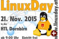 LinuxDay in Vorarlberg