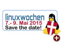 Linuxwochen Wien vom 7. bis 9. Mai