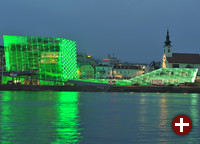 Linz,  Ars Electronica Center
