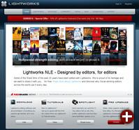 Lightworks für Linux: Öffentliches Beta-Programm