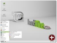 LMDE 201204 mit Xfce