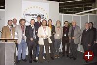 Preisträger des Linux New Media Awards 2005