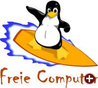 Rechner mit freier Software sollen dieses Logo tragen
