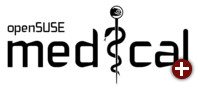 Logo OpenSUSE Medical