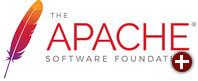 Logo von Apache
