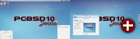 Lumina 0.8.6 auf zwei Monitoren