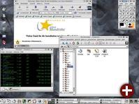 Odyssey und KDE2