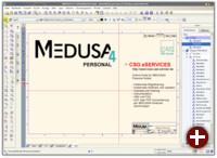 Medusa4 5.0 unter Linux
