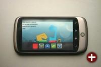 MeeGo auf Nexus One
