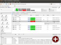 Meldung eines Netzteilproblems in Icinga