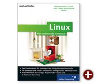 Michael Kofler: »Linux - Das umfassende Handbuch«