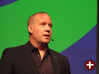 Michael Miller, Marketing-Chef von Suse