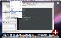 MonoDevelop 2.2 unter Mac OS X