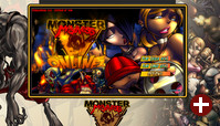 Monster Madness in Firefox