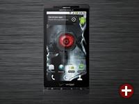 Motorolas »Droid X« mit Android als Betriebssystem