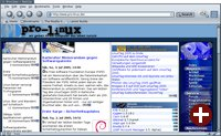 Die Mozilla-Suite