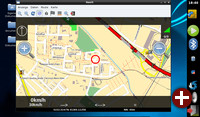 MUD Navigation Edition v.1 mit Navit