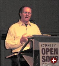 Craig Mundie erläuterte die altbekannten Microsoft-Positionen