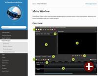 Neue Dokumentation von OpenShot 2.3