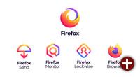 Neue Logo-Familie von Firefox