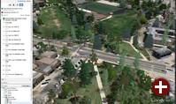 Neue Such- und Planungsfunktionen in Google Earth 6.2