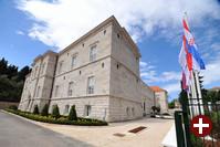 Neuer Campus der Universität von Dubrovnik