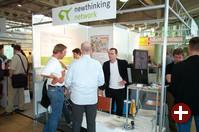 newthinking network, der Firmenzusammenschluss hinter dem Linux Trend Store in Berlin