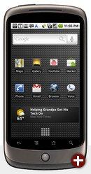 Nexus One mit Android