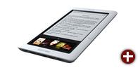 Android-basierter E-Book-Reader Nook von B&N