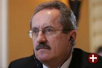 Der Oberbürgermeister der Stadt München, Dr. Christian Ude