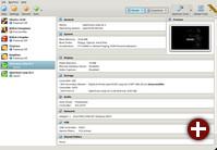 Oberfläche von VirtualBox 5.2 Beta
