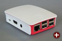 Offizielles Gehäuse für den Raspberry Pi 2