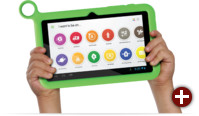 OLPC XO Tablet mit XO Learning System