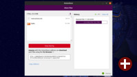OnionShare 2.0 im Share-Modus