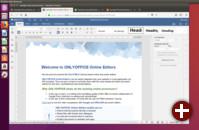 Onlyoffice Online-Editoren 5.3
